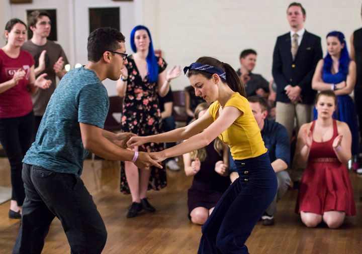 Image result for east coast swing